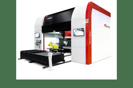 Máquina de corte láser 3D automatizada