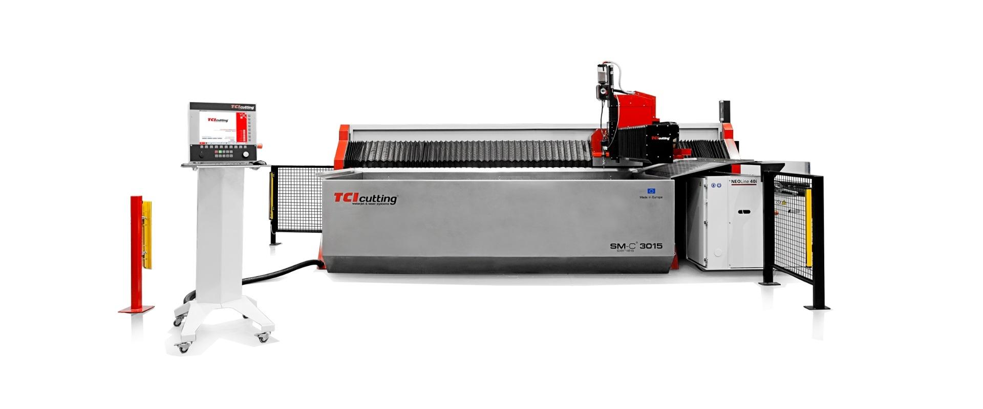 Máquina de corte por chorro de Agua SM-C