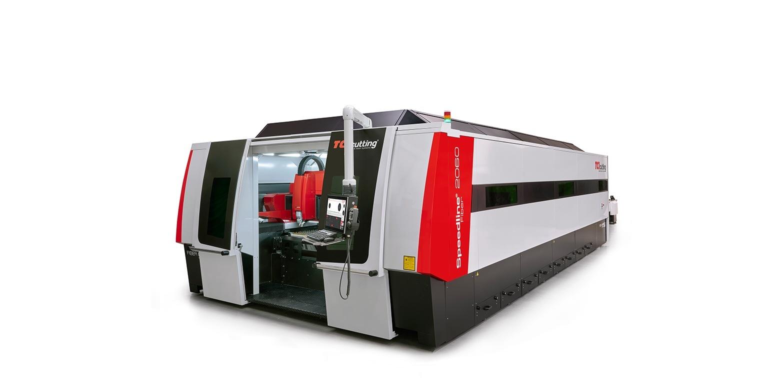 Máquina de corte piezas gran tamaño