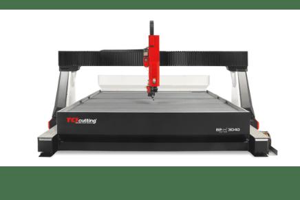 Máquina de corte por agua 3D