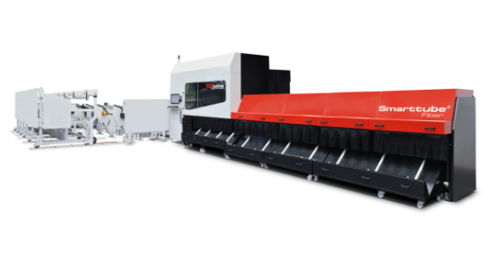 Máquina de corte láser para tubos