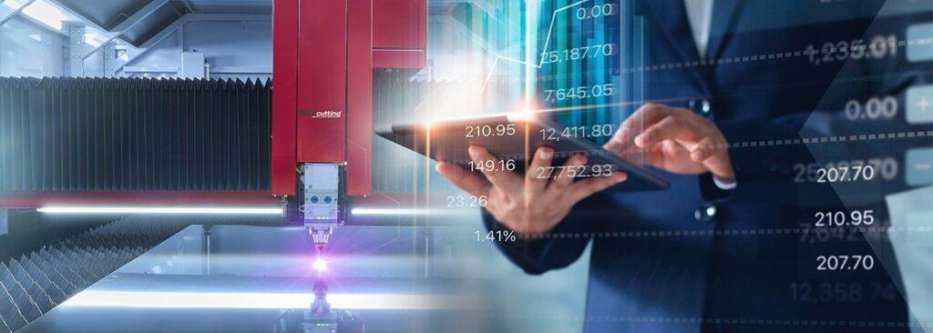 TCI Cutting Smart Factory