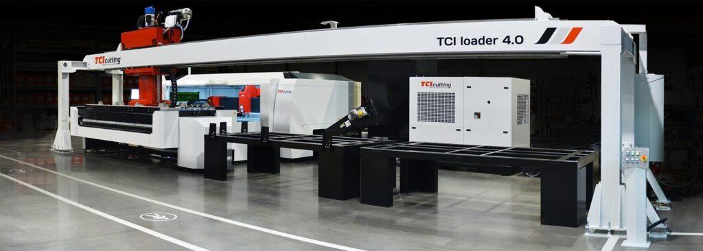 TCI Cutting Automatización