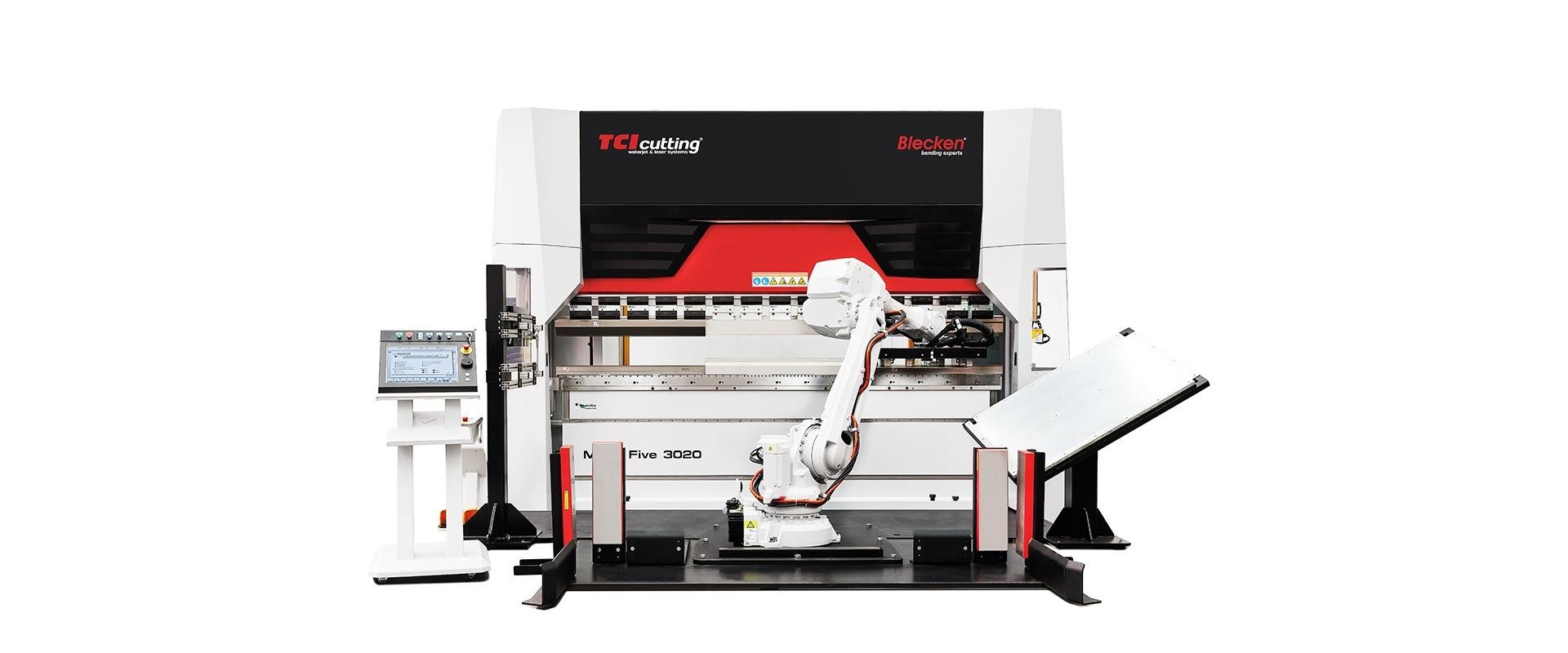TCI Cutting - Mach Five - Bending