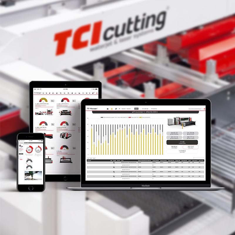 TCI Cutting - TCI Manager