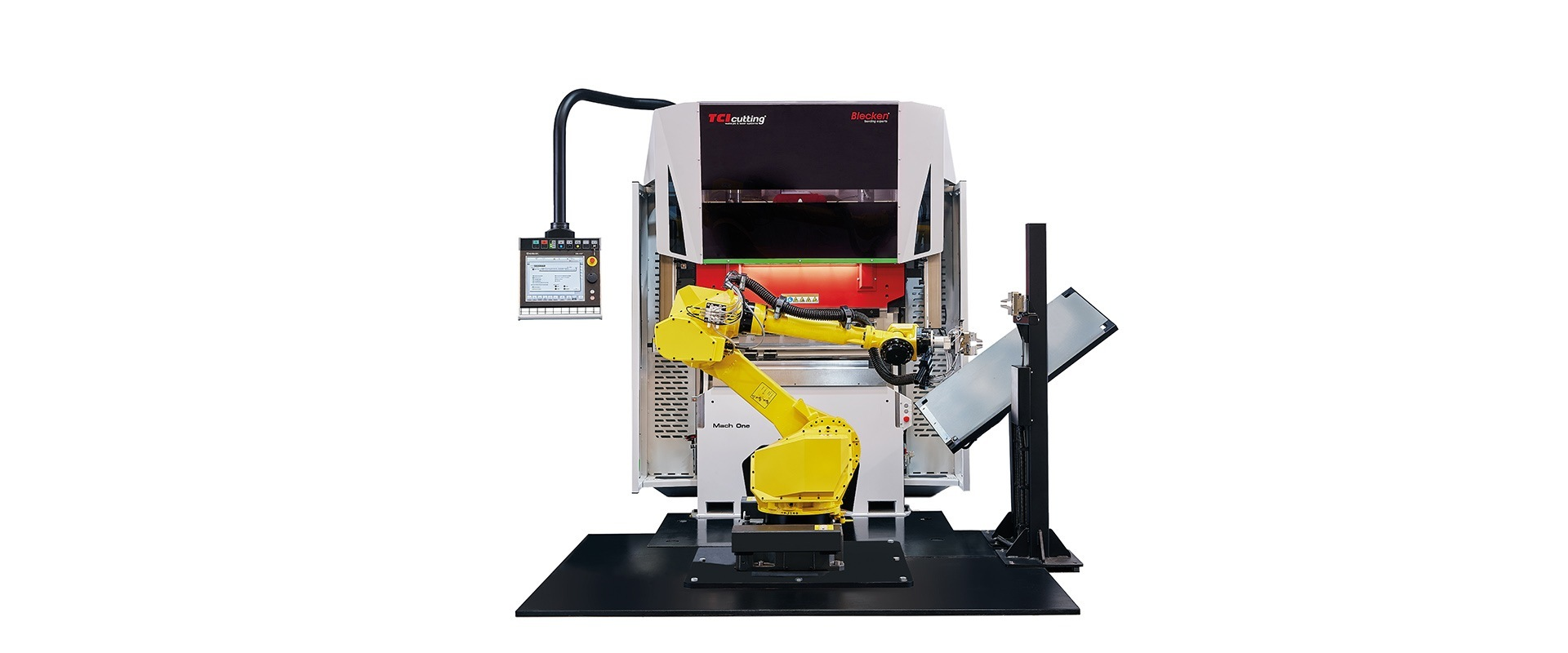 TCI Cutting - Mach One