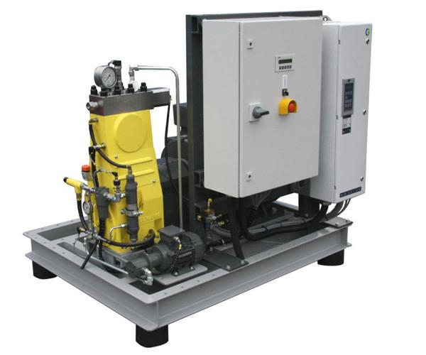 bombas waterjet alta presión para maquinas de corte por agua tci cutting