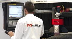 Maszyny tnące laserem