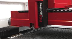 Maquina de corte por laser