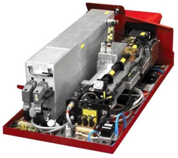 Der Versiegelt Resonator CO2 Konzept