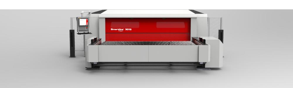 Machine de découpe par laser machine smartline fiber