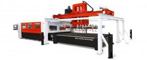 Máquina de corte laser Powerline series3