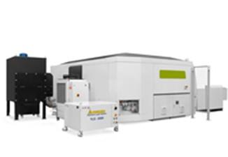 TCI Cutting ofrece una amplia gama de resonadores para su serie de máquinas de corte láser Smartline Fiber, máquinas de corte por láser de fibra