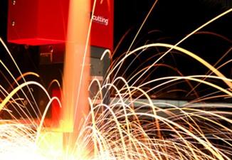 Velocidades de corte de las máquinas de corte láser. Comparativa de diferentes potencias de resonador y diferentes materiales