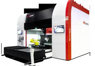 Spaceline Fiber, inteligentne rozwiązanie do cięcia laserowego 3D.