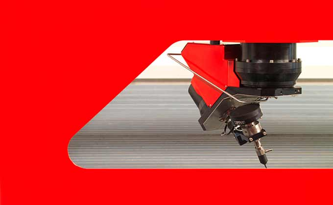 Advantages high pressure waterjet cutting machine