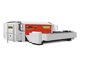 Máquinas de corte por láser de fibra de TCI Cutting, seguridad del operario en zona de corte y en carga y descarga