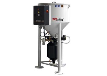 Abrasivo Waterjet - TCI Cutting