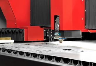 Progetto macchina laser 3060 speedline fibra