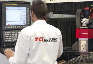 Resonador laser sellado de Rofin, maquina de corte laser de TCI Cutting