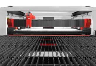 Spot variable, maquinas de corte por laser de fibra de TCI Cutting