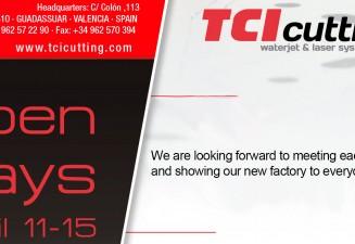 TCI Open Days 2016