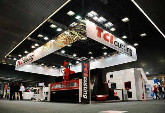 TCI Cutting war auf Bilbao Exhibition Center 2016