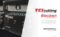 Catálogo Plegadoras TCI