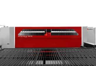 Machine de découpe laser CO2 en INDE