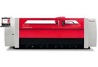 METALMADRID exhibits our fiber laser cutting machine prepared for Industry 4.0