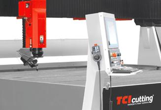 Santa Bárbara fabricará blindados con una de nuestras máquinas de corte por chorro de agua waterjet