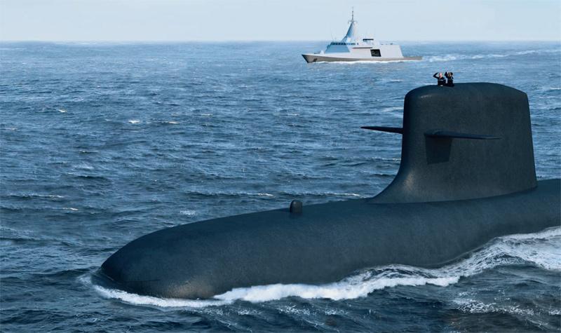 submarine-dcns