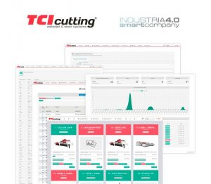 TCI Cutting a la vanguardia europea de la industria 4.0