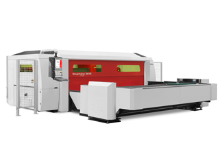 TCI Cutting introduce  en suiza sus máquinas corte por láser
