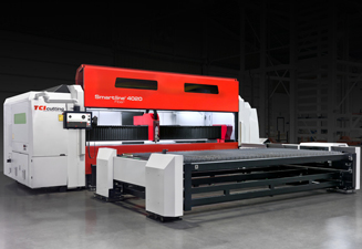 We install new laser cutting machines in Poland