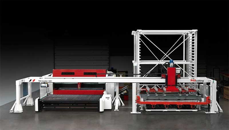máquinas corte láser más innovadoras