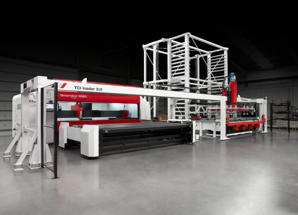 Máquina Corte Láser fibra