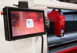 TCI Cutting daje sztuczną wizję maszyn do cięcia laserem