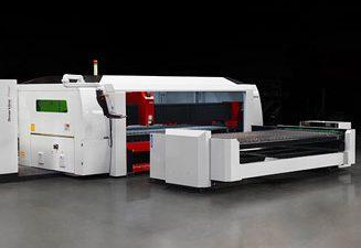 TCI Cutting wystawia się na targach metalmadrid z najbardziej inteligentną maszyną do cięcia laserem fiber, model Smartline Fiber