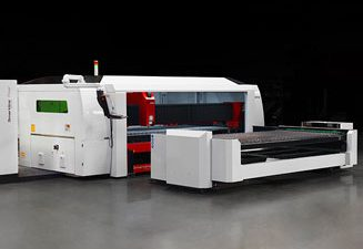 TCI CUTTING WILL DISPLAY THE SMARTLINE FIBER AT METALMADRID, THE MOST INTELLIGENT LASER CUTTING MACHINE ON THE MARKET