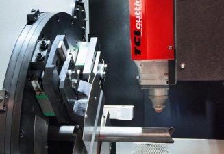 Smarttube Fiber: meno consumo e più qualità nel taglio del tubo laser