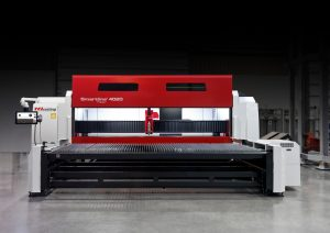 Máquina corte laser fibra Smartline