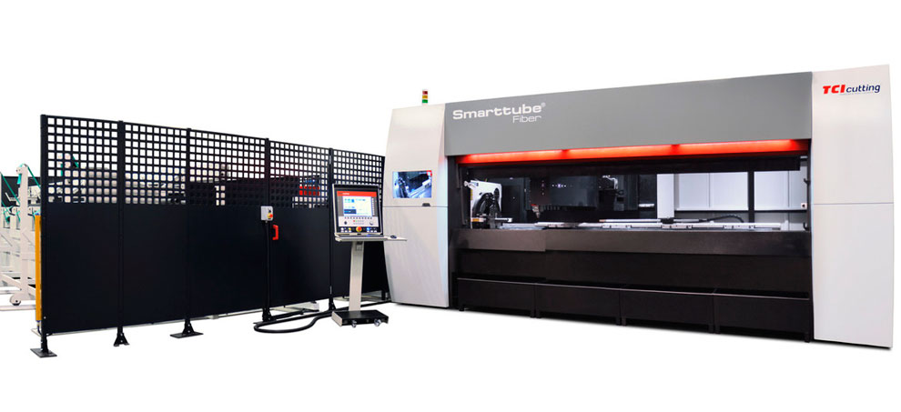 tube laser cutting machine Smarttube