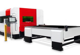 Dynamicline Fiber, the TCI Cutting machine that will revolutionize the fiber laser market.