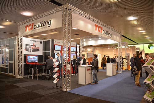 TCI Cutting en Advanced Factories 2018