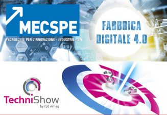 TCI CUTTING will show their machinery 4.0 at the international fairs MECS in Parma and TECHNISHOW in Utrecht
