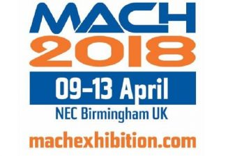 TCI Cutting 4.0 cutting machines at the prestigious MACH of Birmingham