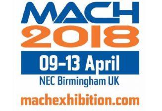 TCI Cutting exposera ses machines de découpe 4.0 dans la prestigieuse MACH 2018 de Birmingham