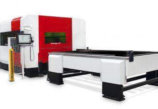 Dynamicline Fiber, la máquina de corte de TCI Cutting que revolucionará el mercado del láser fibra.