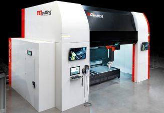 Spaceline Fiber, la soluzione di taglio laser 3D inteligente.